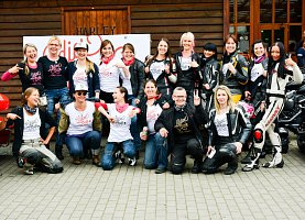 Ladies Ride 2017