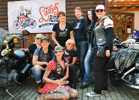 Ladies Ride 2018